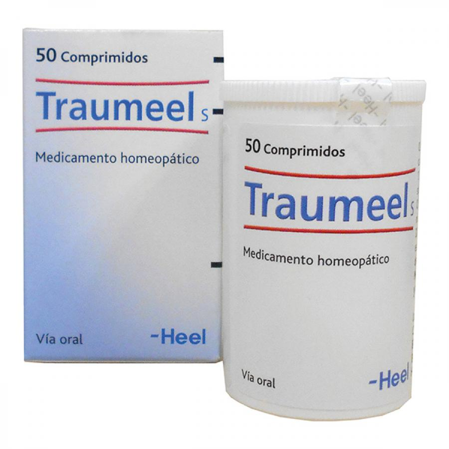 TRAUMEEL S FR 50 COMP SUBLINGUAIS