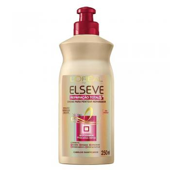 Creme elseve pentear 250ml reparacao total 5