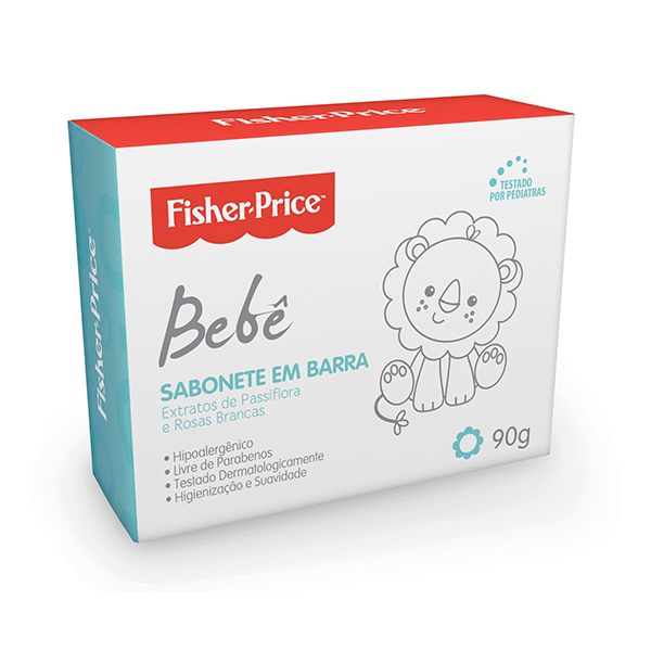 SAB FISHER PRICE 90G