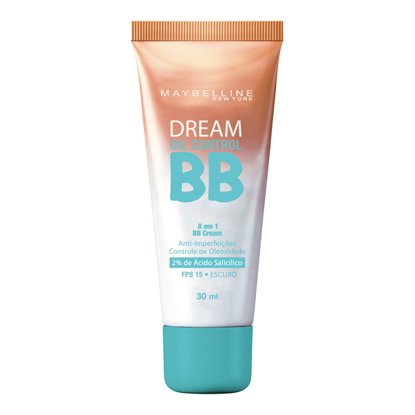 MAYBELLINE DREAM BB CREAM OIL CONTROL 30ML ESCURO