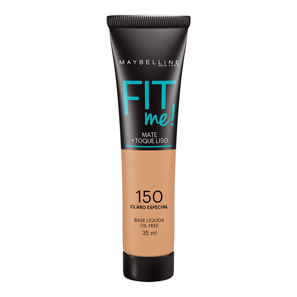 BASE MAYBELLINE FIT ME 150