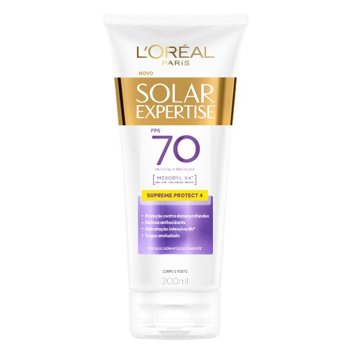 SOLAR EXP SUPREME FPS 70 LC 200ML
